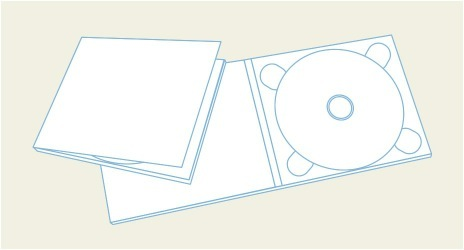 Digipak Templates