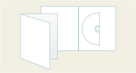 CD Template DVD Template by Disc Makers