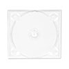 "CD Digi trays 5"" clear CD-010-00009"