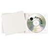 Blank digipak -white  CD-020-00027