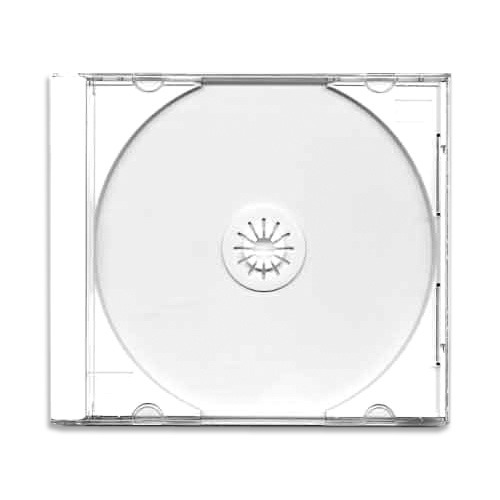 CD Jewel Cases – Jewel Case Template